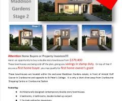 Maddison Gardens Estate